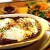 食堂ぬーじボンボンZ 串カツ☆黒カレー部 - 料理写真:チーズ黒焼きカレー