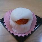 創作和菓子 和匠 坂本 - いちご大福 200円
