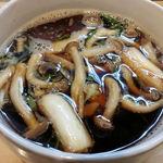 大阪麺哲 - 大和肉鶏蒸篭風つけ麺2014