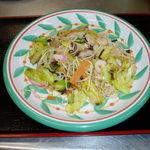 御食事処 よもやま - 菊川特産素麺「菊川の糸」を楽しめる逸品!