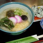 御食事処 よもやま - 焼き素麺とは違った味を堪能しよう!