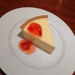 カフェモロゾフ - チーズケーキ