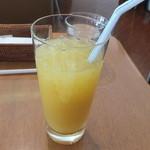 カフェプラス - オレンジジュース