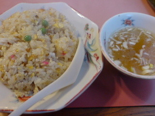 大勝軒 - チャーハン ¥594