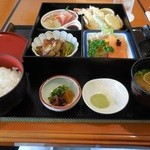 33867181 - 12月30日昼 松花堂弁当byアライグマのニコちゃん好き