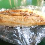 モルバン - 料理写真:ガーリックオイルフランスパン