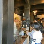 松島 雪竹屋 - 「独まん」さんレジで注文。