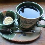 ログ喫茶・ペンションいずみが森 - コーヒー