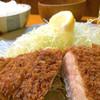とんかつ 仙川 - 料理写真:ロースかつ定食