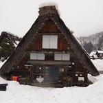 33874890 - 雪の中の「落人」