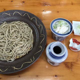 蕎麦や漱石