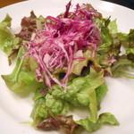 カプラチッチョ - サラダ