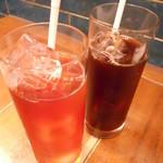 カプラチッチョ - アイスコーヒー&アイスティー