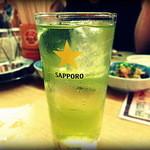33878297 - 緑茶割り