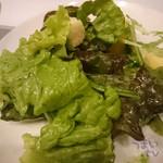 シンプルキッチン - 「7種の彩りサラダ」 800円