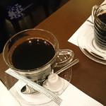 シンプルキッチン - コーヒー(420円x2)