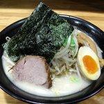 鈴木味噌ラーメン店 - 麺あつもり