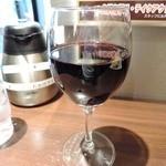 33880722 - グラスワイン540円