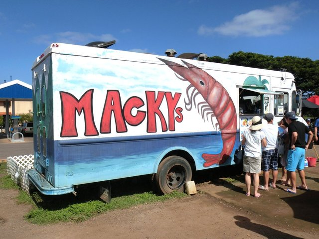 Macky's Sweet Shrimp Truck