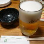 やわらか - 2015.01 飲み放題で最初はビール