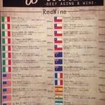 Meat Winery - 50種類以上あるワイン