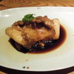 33883338 - 本日の煮魚(クエ)