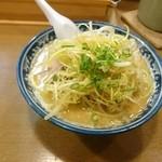 ひぐま軒 - 2014年11月 ネギ味噌ラーメン 830円