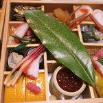 日本料理 はなのき - 2015年元旦おせち