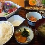 男鹿海鮮料理 三代目ほたる - ○特海鮮定食