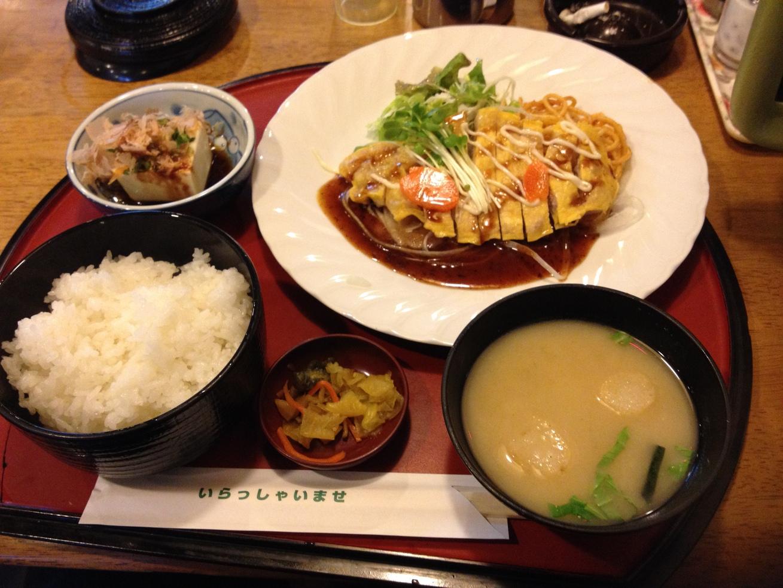 レストランタカラ 萩之茶屋店
