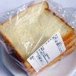 Johan - 6切り食パン,2枚食べちゃったけど σ(^^;)