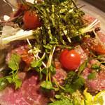 Wasshoidokorowaku - ローストビーフサラダ