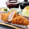 粋花 KYK - 料理写真:国産ロースとんかつ膳(200g)