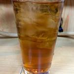 ホルモン焼とん太 - ドリンク写真:ウーロンハイ