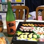 若鮨デリカ - 料理写真:2014大晦日の宴