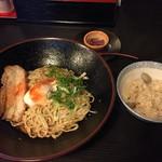 おっくん堂 - まぜ麺並と炊込みご飯半膳100円♪(´ε` )