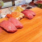 錦寿司 - 上握り