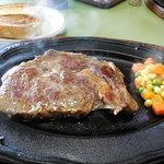 グリーン フィールド - H26.12 リブステーキ(200g)¥1400