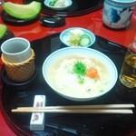 栴檀 - 〆の雑炊