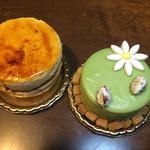 ポム デリス - 料理写真:ケーキ