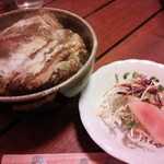 香辛房 - 料理写真:香辛丼