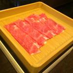 鍋ぞう - 豚肉 国産