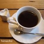 珈琲舎 ハイジ - ドリンク写真:ホットコ