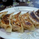 慶和楼 - 焼き餃子