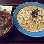 一休 - かてうどん2玉(520円)_2010-03-07