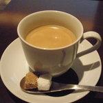 DIVA - セットのコーヒー