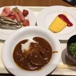 Nishitetsugurandohoteru - 朝食