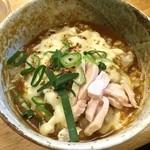 麺や 福一 - 限定専用 〆ごはん チーズカレーリゾット(¥150)1/1/2015
