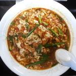 33902778 - 辛麺・中辛(3辛)