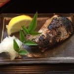 みなと寿司 - カマ焼き
